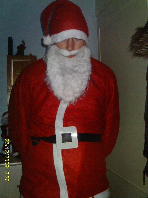 Le Père Noel est arrivé....chez moi
