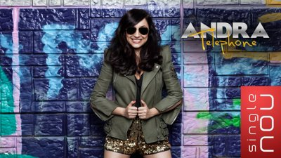 Andra -Telephone (Official Radio Edit) (2011)