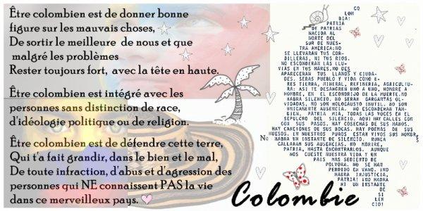 La femme Colombienne ♥