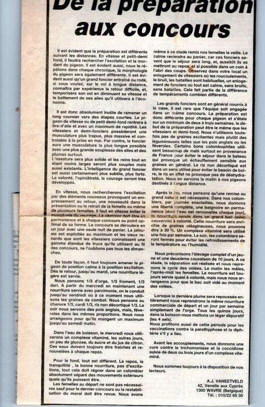 De la préparation aux concours (1984)