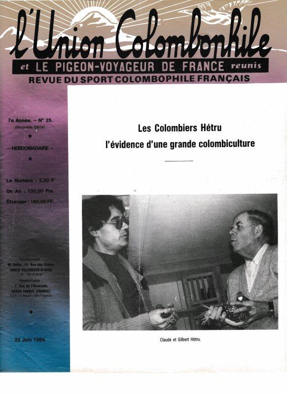 Les Colombiers Hétru (1984)