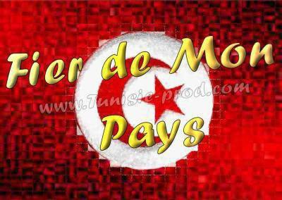 je suis fier d'être tunisien