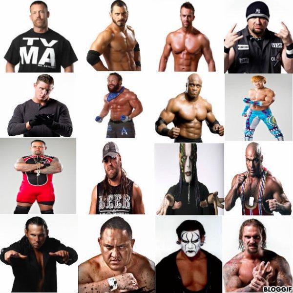Les participants de la TNA!