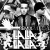 Daddy Yankee Mundial Prestige / Baby Rasta y Gringo ft Daddy Yankee - La. La. La. La Mundial (2011)