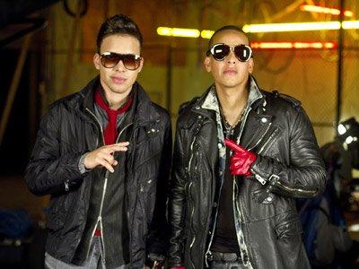 Daddy Yankee Mundial Prestige / Prince Royce ft Daddy Yankee - Ven Conmigo (2011)