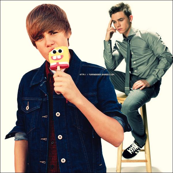 """- Jess McCartney écrit des chansons pour Justin. - Le jeune acteur et chanteur Jesse McCartney a officiellement déclaré récemment, être entrain d'écrire quelques chansons pour le prochain album de Justin. Voici ce qu'il dit :"""" Justin est un type vraiment sympa. Je suis effectivement entrain d'écrire quelques chansons pour son prochain CD. """"  Credit : JW.net -"""