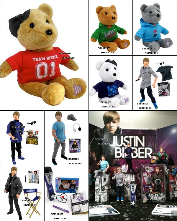 """- - Des poupées et peluches """" Justin Bieber """" seront bientôt disponible dans des magasins amércains. - -"""