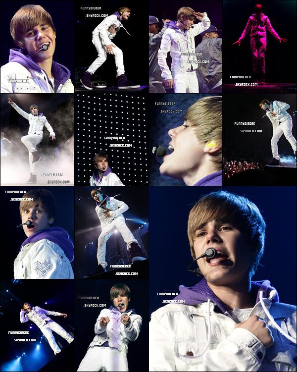 - - Photos du concert de Justin à Rogers Arena, Vancouver ( Canada ) - 19 Octobre - -