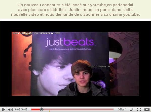 """- - Le 6 décembre dernier, Justin a donné une Interview  à l'émission """" DayBreak """" où il parlent en gros de son parcours, de ce qu'il aime faire, de son manager, sa mère, et de son nouvel album... - -"""