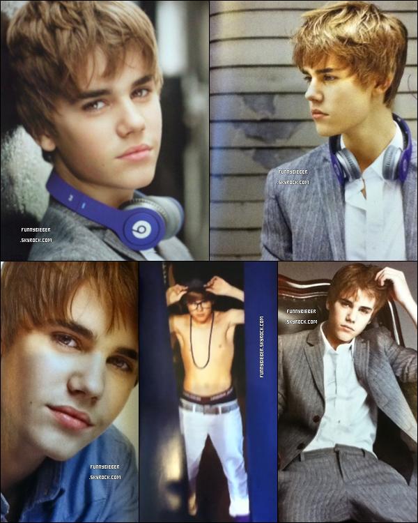 - - Nouveau Photoshoot ( inconnu ) de Justin. Tu aimes ? - -