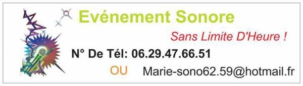 """Blog Officiel De """" Evénement Sonore """"."""