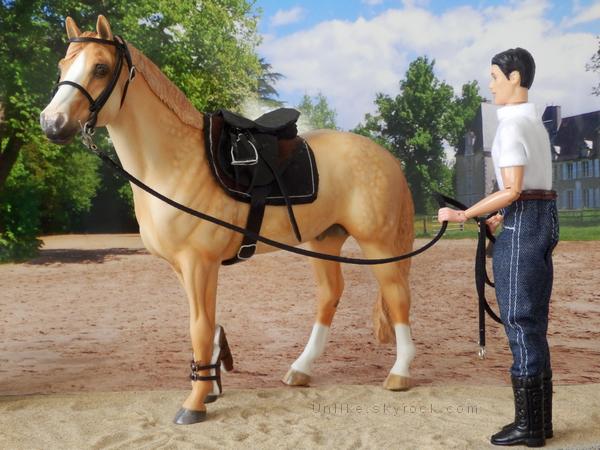 Longer un cheval