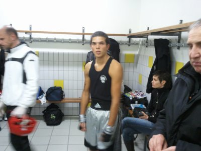 Résultat du Championnat d'Auvergne 2010