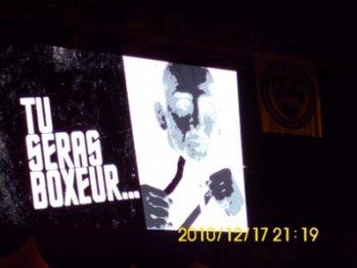 Tu seras Boxeur. Paris United