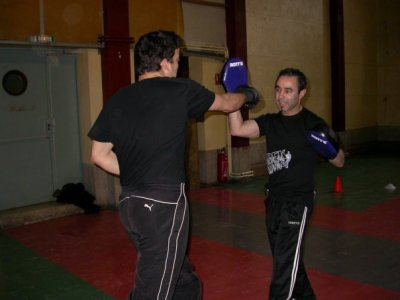 Coach sportif personnalisé spécifique Boxe Anglaise