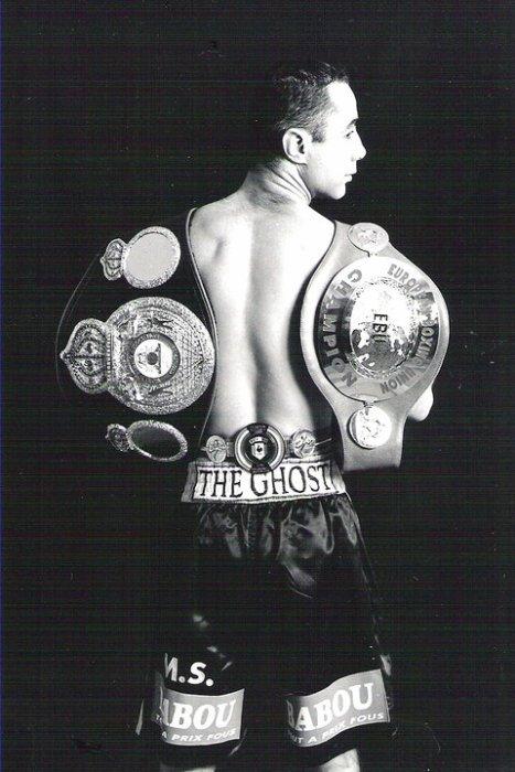 Champion du monde à force de volonté