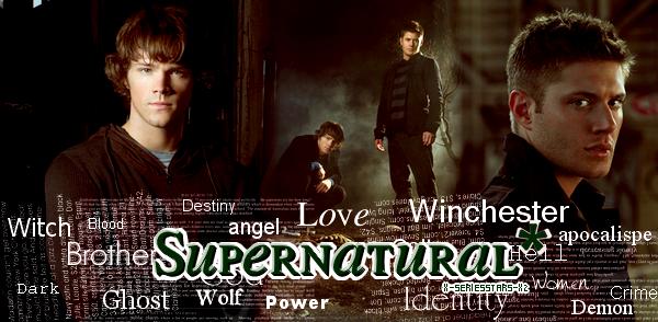 Supernatural !!!