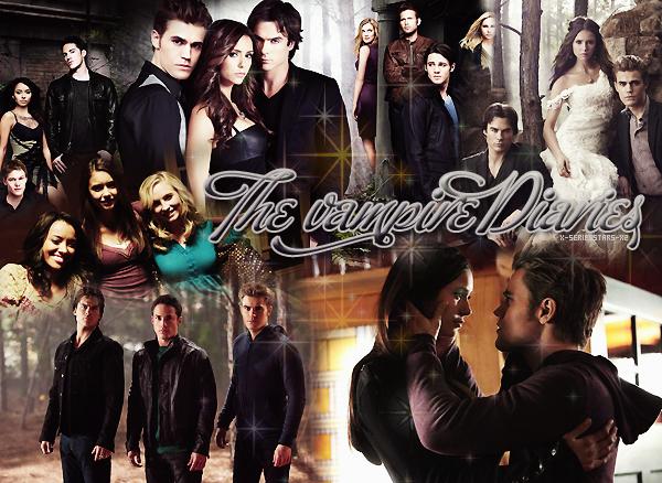 The vampire Diaries !!!