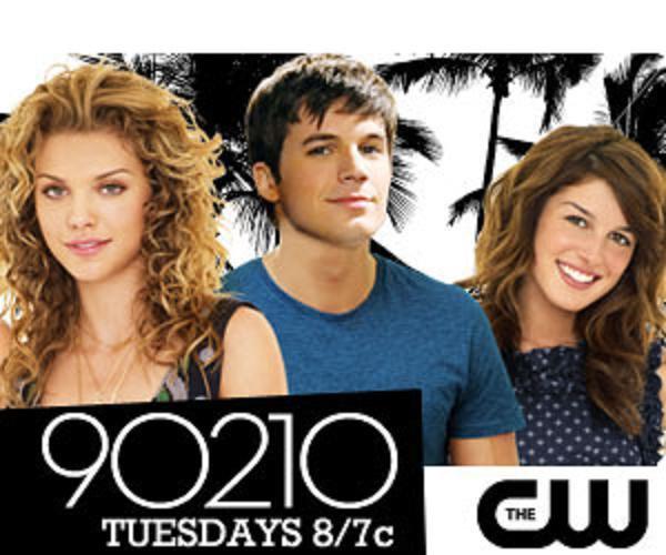 90210>Love Drama Liam To Naomi 'n' Annie