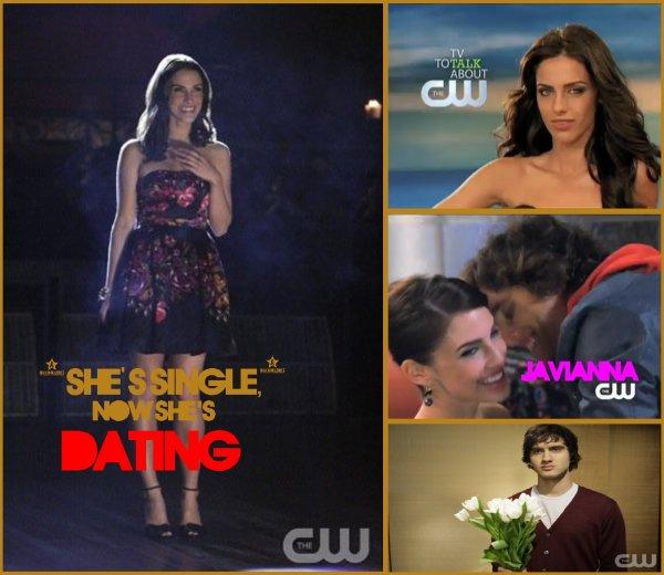 90210>Javianna  Jessica To TV-Guide mag.