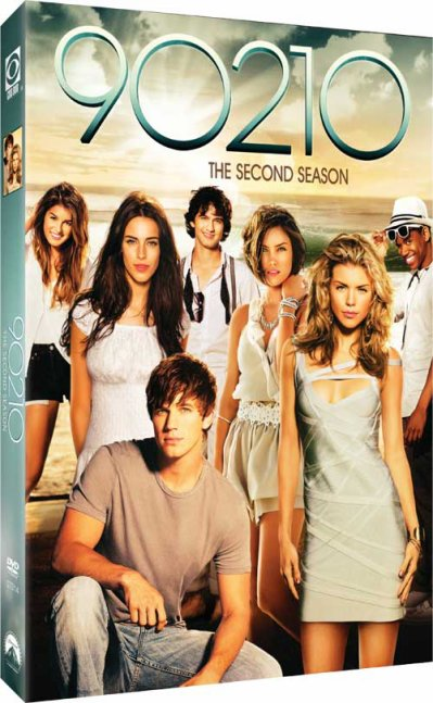 90210 - The Second season on DVD