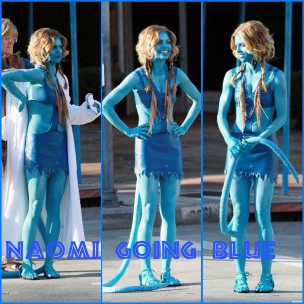 Blue Naomi Episode 3.17 Résumé