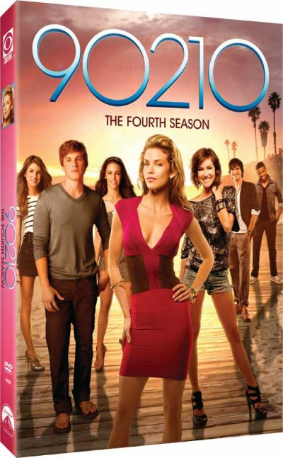 90210 – 'The 4th Season' DVDs