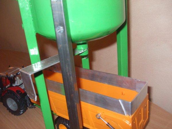 silo a grain l'unéal (artisanal)