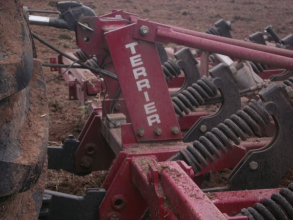 fendt 930 avec déchaumeur terrier 6 mètre (mon nouveau tracteur)