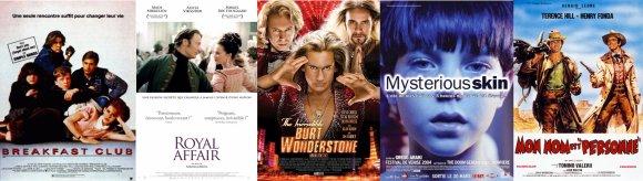 """"""" Ce que nous demandons au cinéma, c'est ce que l'amour et la vie nous refusent, c'est le mystère, c'est le miracle. """"  [Robert Desnos]"""