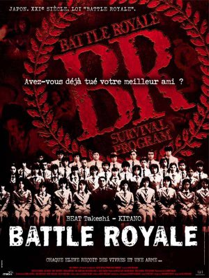 Battle Royale (2001)