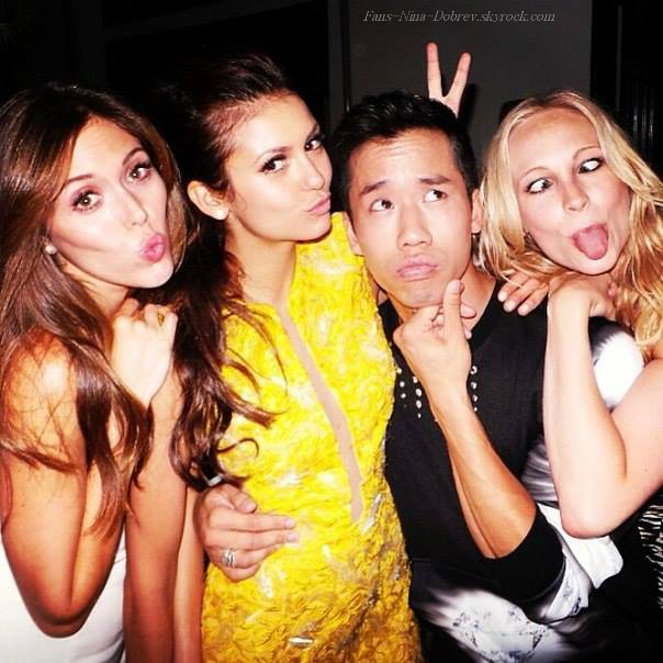 10/08/2013 : Nina était au Cosmopolitan Summer Bash