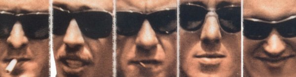 Ce con, il est comme Charles Bronson dans « La grande évasion », il lui creuse un tunnel. [Reservoir Dogs]