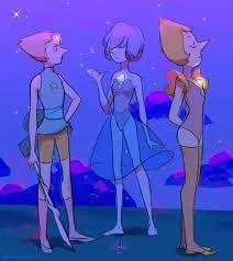 Les Grades des Pierres Précieuses (Steven Universe)