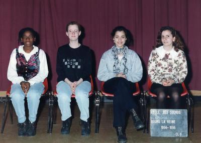ecole bourg la reine en classe 4 me technologique 1994 1995 ecole bourg la reine. Black Bedroom Furniture Sets. Home Design Ideas