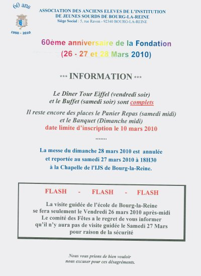 Speed dating bourg la reine