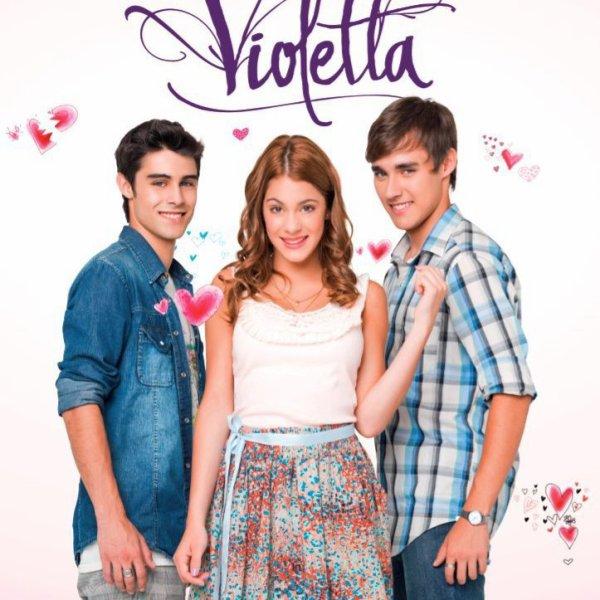 Violetta / Alguien Ha Ocupado Mi Lugar (2012)