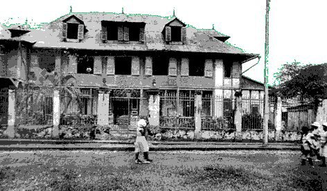 ancienne clinique St PAUL