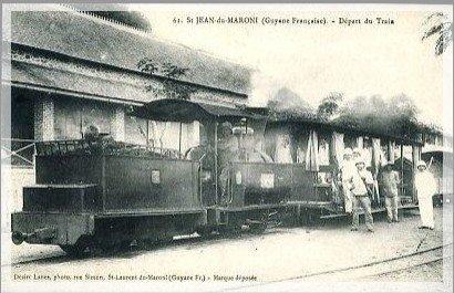 le petit train...
