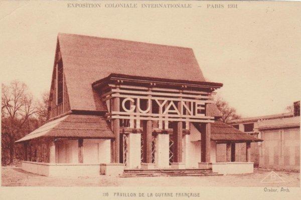 pavillion  Guyanais