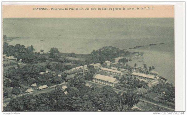 l'ex centre pénitencier