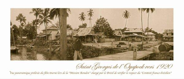 st George de l'oyapoke