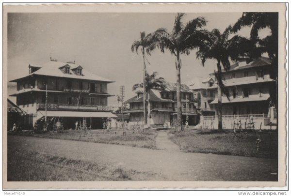 place des palmistes vers 1910