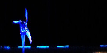 Danser pour vivre, vivre pour danser.