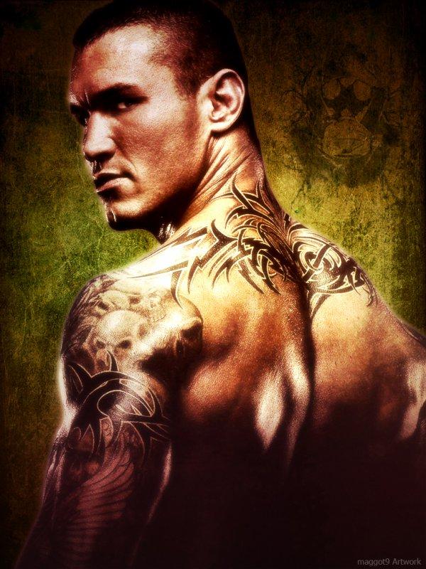 Randy Orton pour pas changer !