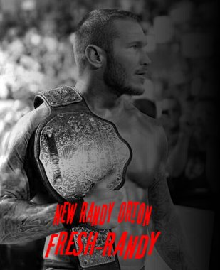 Nouveaux De Randy Orton à SmackDown =)