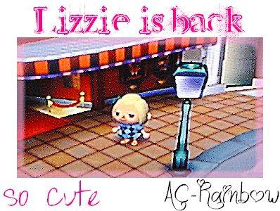 Lizzie emprisonnée: Les Rainbowiens ENFIN en PAIX.