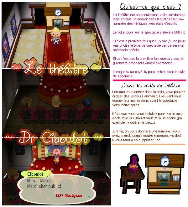 Le théâtre du Dr Ciboulot