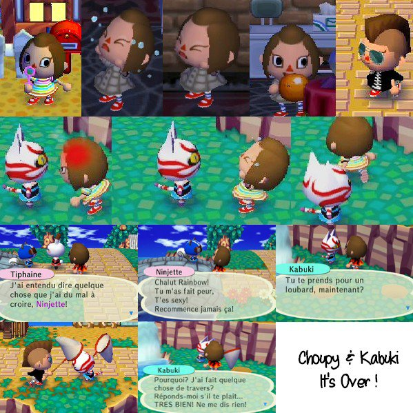 OMFG - Episode 10: Choupy & Kabuki: It's Over !