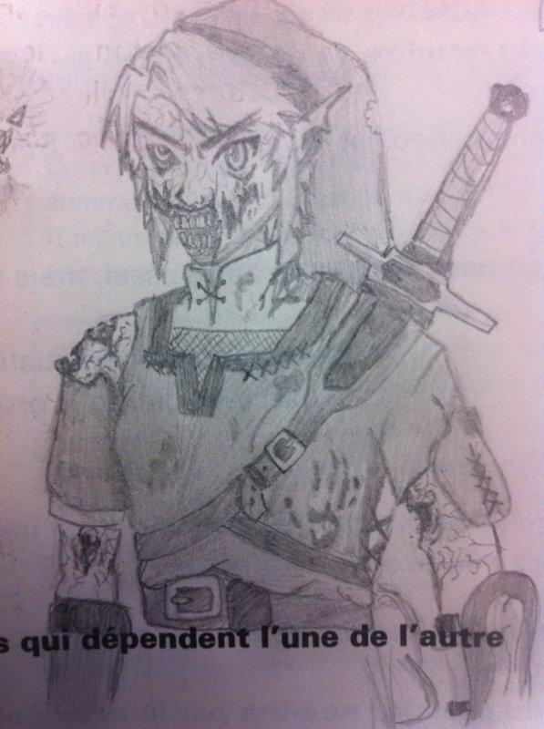 Link zombie
